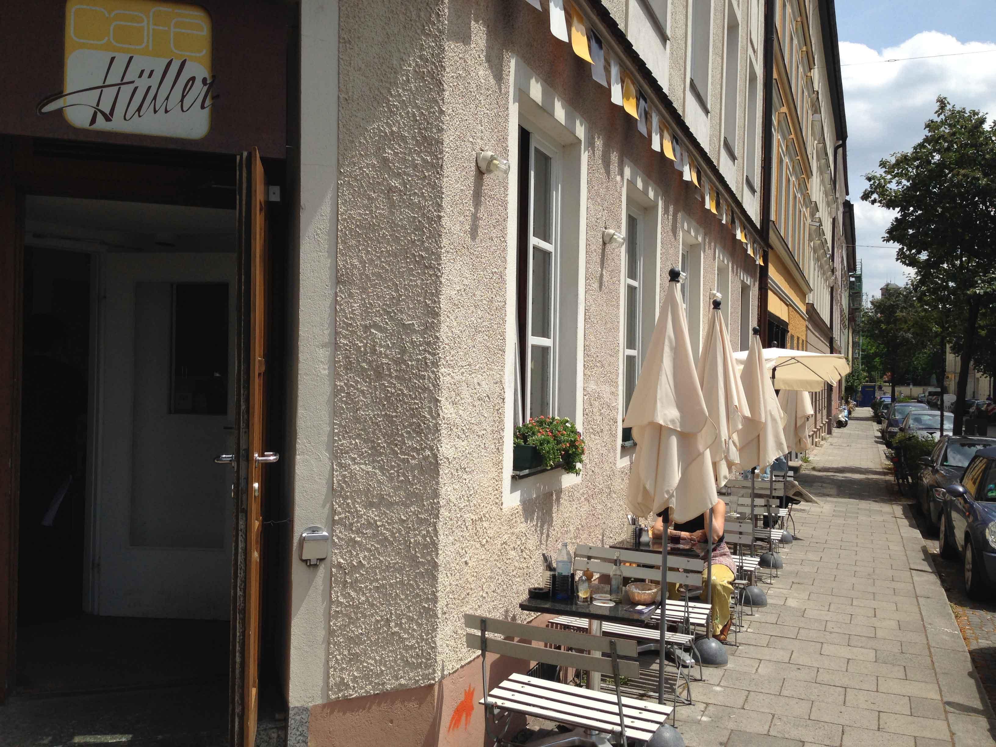 Cafe Huller Fruhstuck Munchen In Der Au