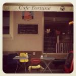 Das Café Fortuna