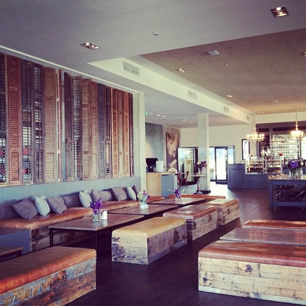 Bilder Der Von Uns Besuchten Cafes Von Innen Raumlichkeiten