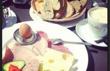 Café Blue Frühstück
