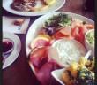Eisbach Frühstück