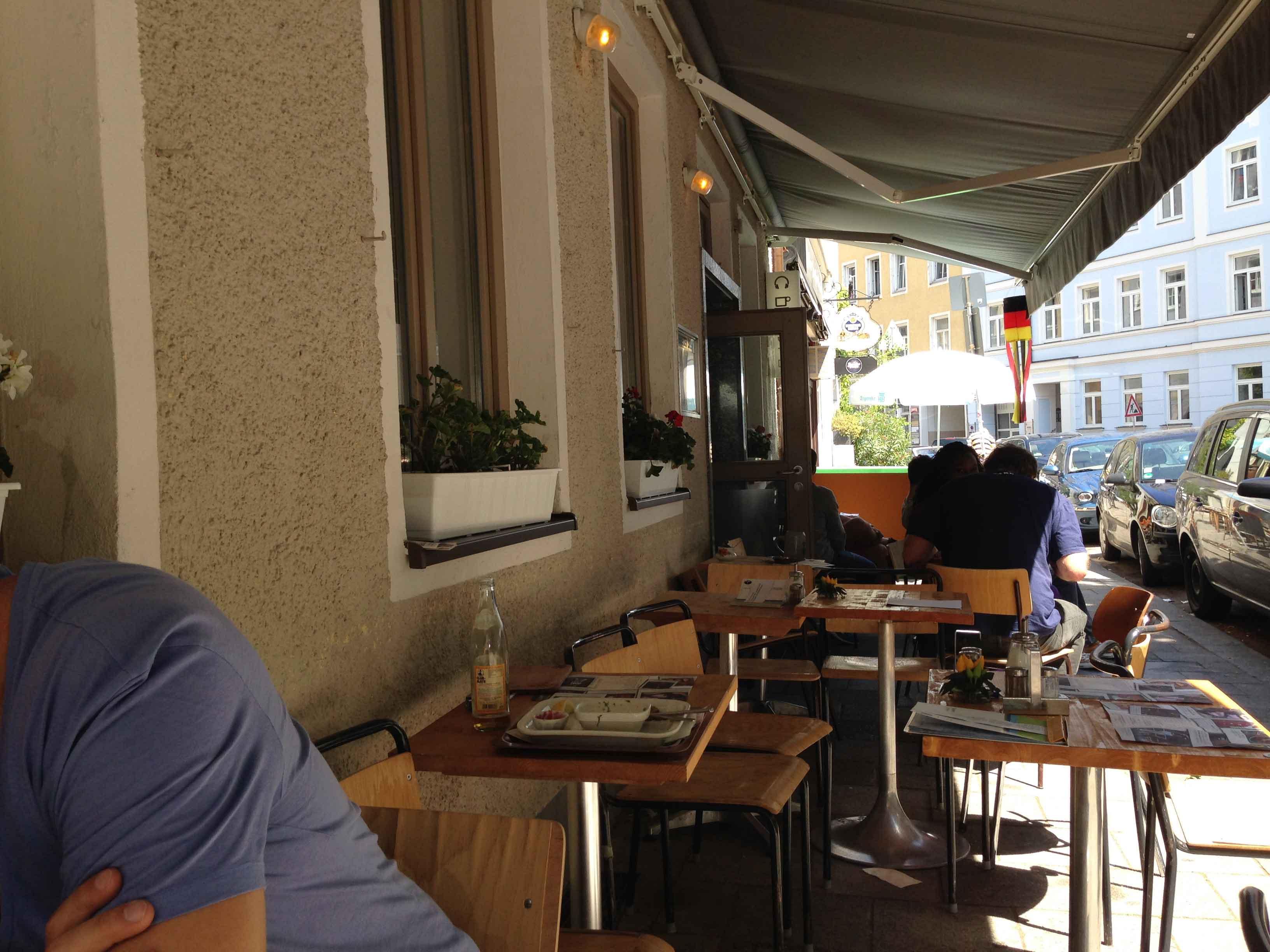Cafe Marais M Ef Bf Bdnchen